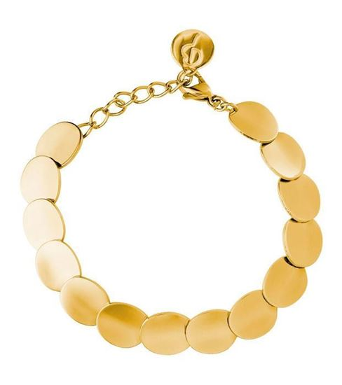EDBLAD armbånd. Pebble Gold - 105830