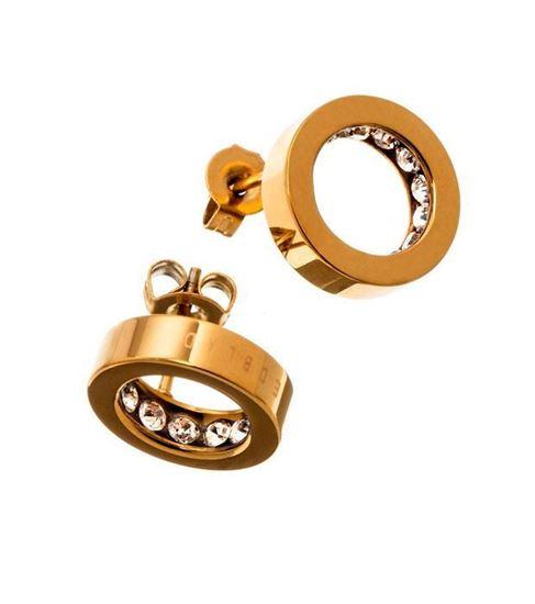 EDBLAD øredobber. Monaco Gold - 41530035