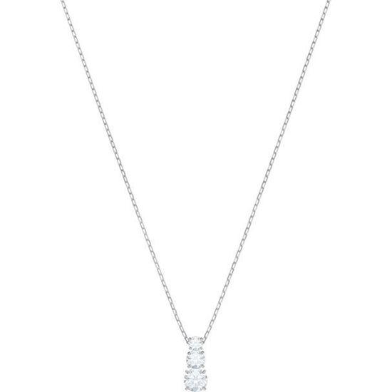 Swarovski smykke. Attract Trilogy Round - 5414970