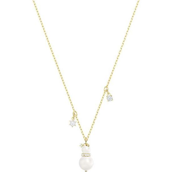 Swarovski smykke Little Snowman - 5410652