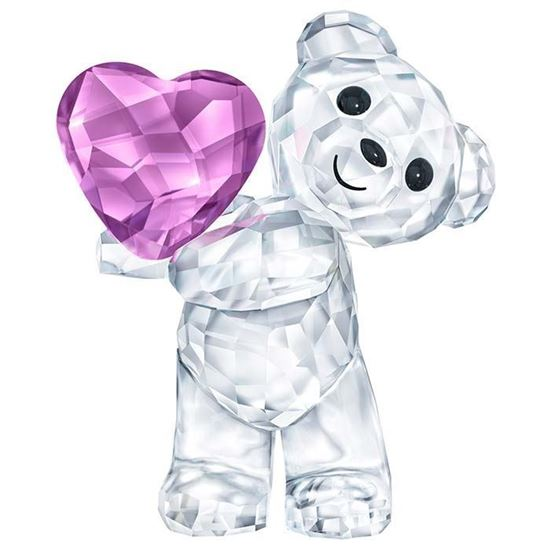 Swarovski figurer. Kris Bear - Take My Heart - 5427995