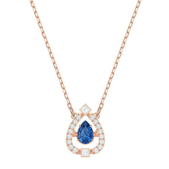Swarovski collier Sparkling DC Pear - 5465281