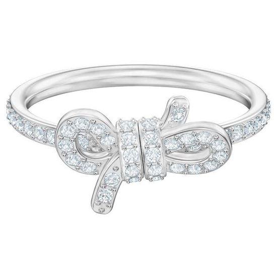 Swarovski ring Lifelong Bow Small - 5474933
