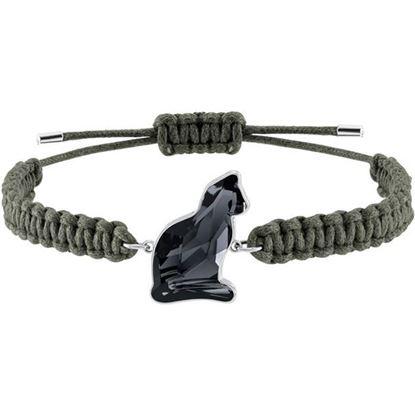 Swarovski armbånd Pets Black Cat - 5431409