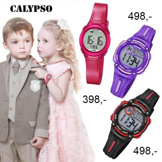 Calypso barneur