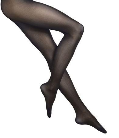 Bilde av Wolford 'VELVET DE LUXE 50' black