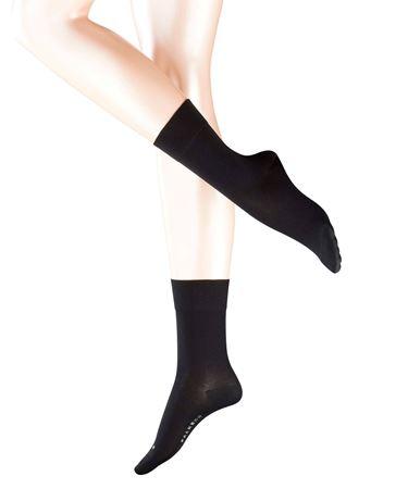 Bilde av Falke 'SENSITIVE GRANADA' sokker, black
