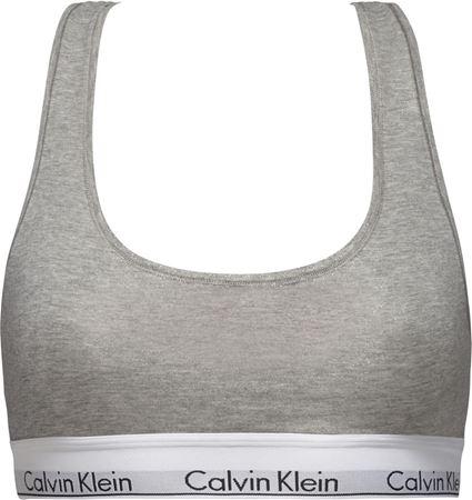 Bilde av Calvin Klein 'MODERN COTTON' bralette, grå