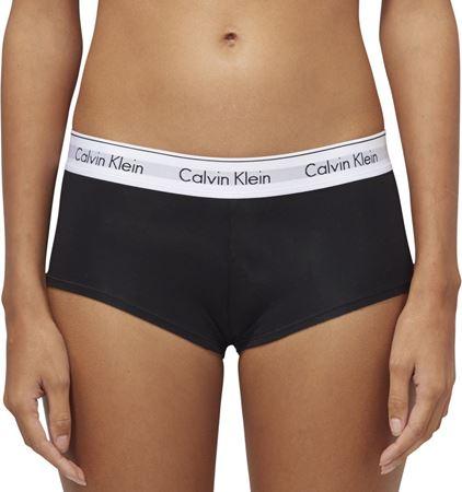 Bilde av Calvin Klein 'MODERN COTTON' shorts, svart