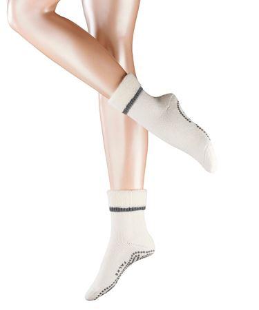 Bilde av Falke 'CUDDLE PADS' sokker, natur