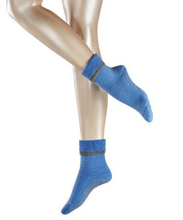 Bilde av Falke 'CUDDLE PADS' sokker, blå