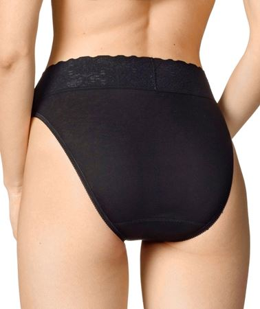 Bilde av Calida 'LYCRASPITIZE' women brief,  sort