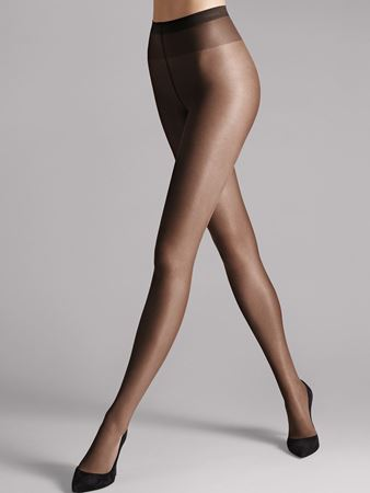 Bilde av Wolford 'SATIN TOUCH 20' nearly black
