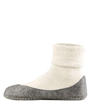 Bilde av Falke 'COSYSHOE' sokker, ivory