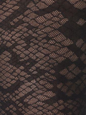 Bilde av Wolford 'ALBERTINA' strømpebukse, black