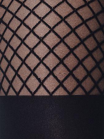 Bilde av Wolford 'GALATEA' strømpebukse, black