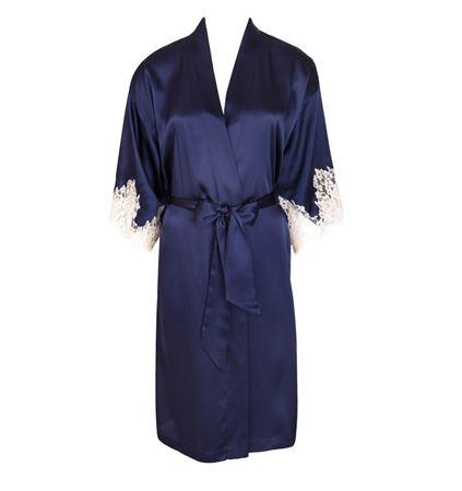 Bilde av Lise Charmel 'SPLENDEUR SOIE' kimono, marine