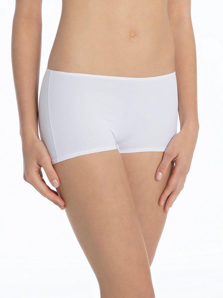 Bilde av Calida 'SENSITIVE' panty, white