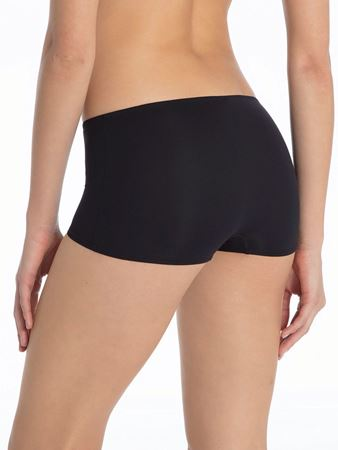Bilde av Calida 'SENSITIVE' panty, black