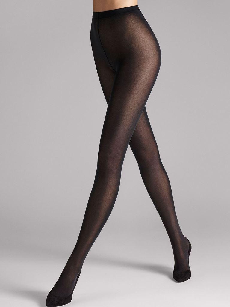 Bilde av Wolford 'VELVET DE LUXE 50' strømpebukse, black