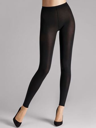 Bilde av Wolford 'VELVET 66 LEGGINGS', black