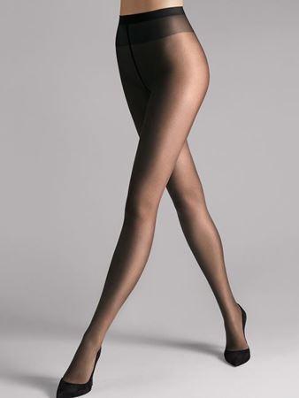 Bilde av Wolford 'SHEER15' strømpebukse, black