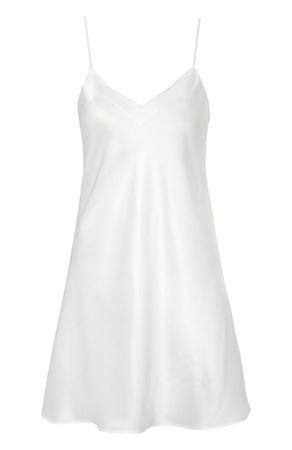 Bilde av Damella 'SILKE' kjole, ivory
