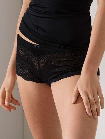 Bilde av Calida 'SENSUALSECRETS' panty, black