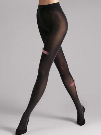 Bilde av Wolford 'INDIVIDUAL50LEGSUPPORT' strømpebukse,black