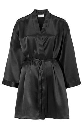 Bilde av Damella 'SILKE' kimono, black