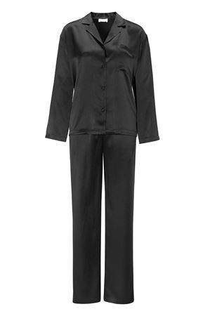 Bilde av Damella 'SILKE' pysjamas, black