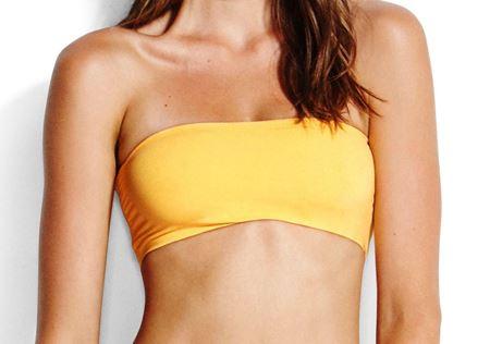 Bilde av Seafolly 'ACTIVE' bikinioverdel, buttercup