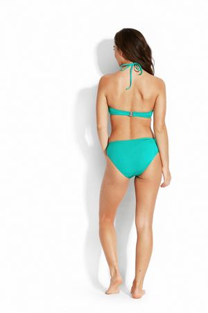 Bilde av Seafolly 'SHINE ON' bikinitruse, evergreen