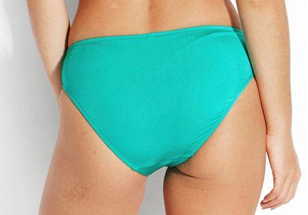 Bilde av Seafolly 'SHINE ON' bikinitruse, evergreen