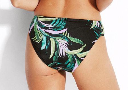 Bilde av Seafolly 'LAS PALMAS' bikinitruse, black