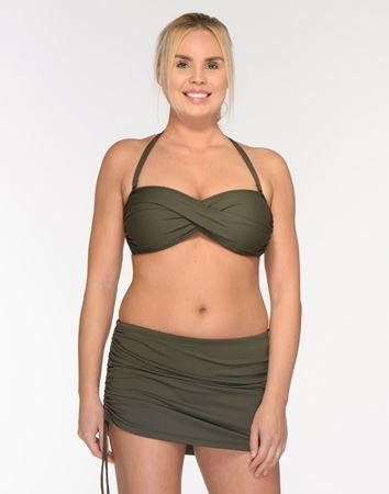 Bilde av Saltabad 'BEATRICE' bikinioverdel, avocado