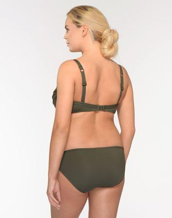 Bilde av Saltabad 'MAXI TAI BYXA' bikinitruse, avocado
