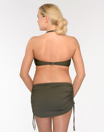 Bilde av Saltabad 'KJOLBYXA' bikinitruse, avocado