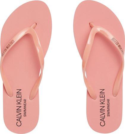 Bilde av Calvin Klein 'INTENSE POWER' sandaler, flamingo
