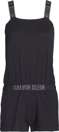 Bilde av Calvin Klein 'INTENSE POWER' jumpsuit, black
