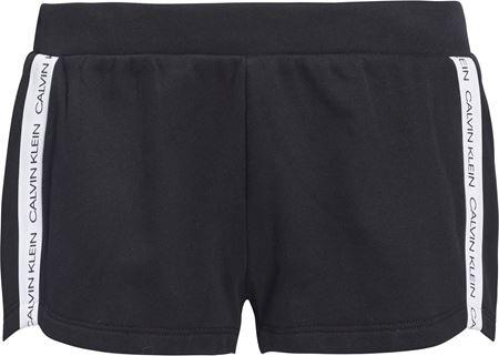 Bilde av Calvin Klein 'CK LOGO-C' shorts, black