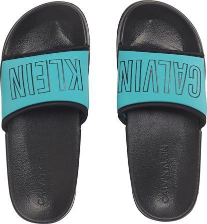 Bilde av Calvin Klein 'INTENSE POWER' sandaler, treasure green