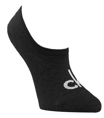 Bilde av Calvin Klein 'COTTON LINER' strømper, black