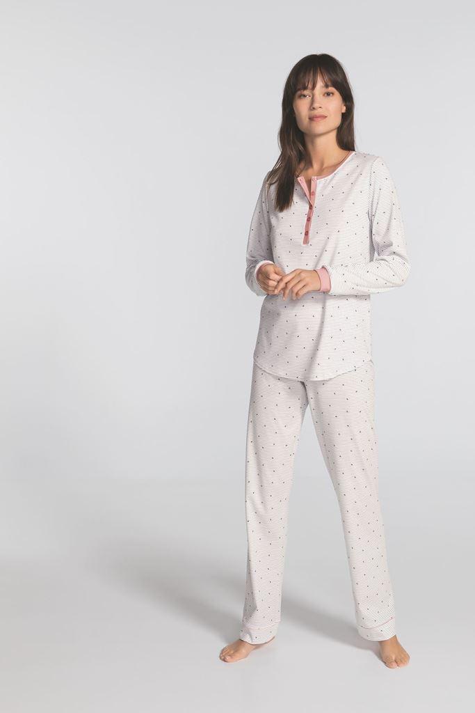 Bilde av Calida 'SWEET DREAMS' pysjamas, rose bud