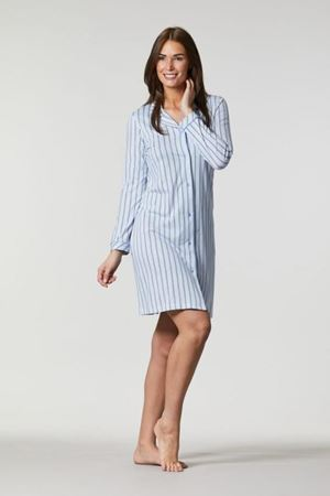Bilde av Ringella 'WOMEN' nattskjorte, ciel