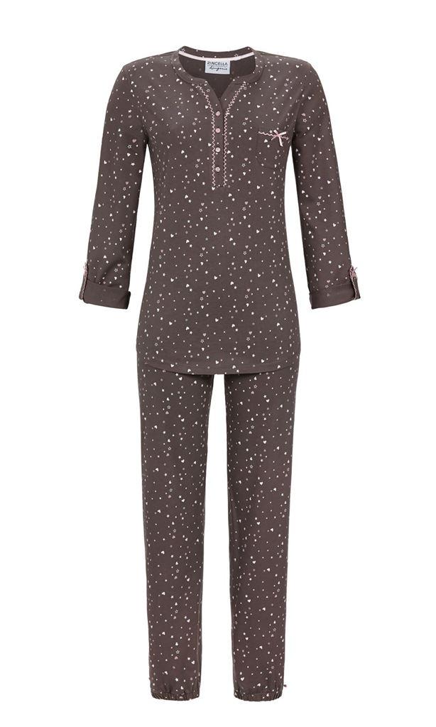 sale retailer 16ca1 3a397 Ringella 'LINGERIE' pysjamas, kullgrå