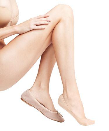 Bilde av Falke 'ELEGANT STEP' sokker, skin