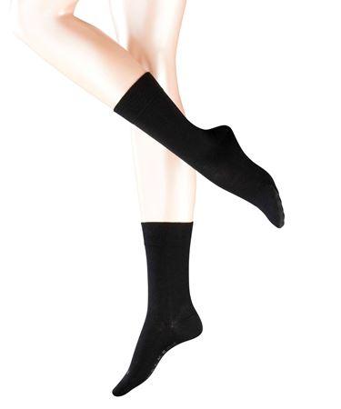 Bilde av Falke 'SENSITIVE BERLIN' sokker, black