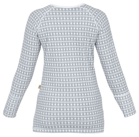 Bilde av Lilleba 'RAGNHILD' trøye, etikette grå skifer