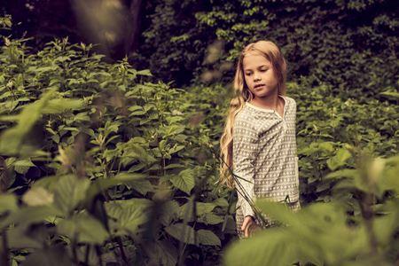 Bilde av Lilleba 'TIDE' pysjamas, etikette grå skifer